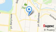 10 отряд ФПС по Свердловской области на карте