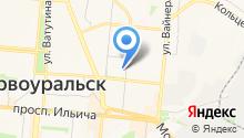 SOLANGE на карте
