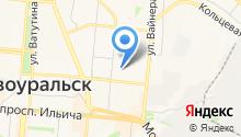 Компания по аренде спецтехники на карте