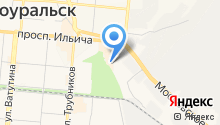 Центр заказов по каталогам на карте