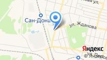 Аварийно-диспетчерская служба электросетей Тагилстроевского района на карте