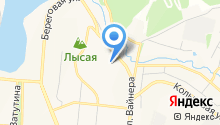 Башкирский привоз на карте
