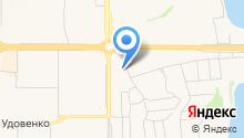 CampRock на карте