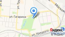 Фаском на карте