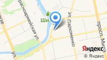 АкваУрал-НТ на карте
