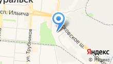 Регионметмаркет на карте