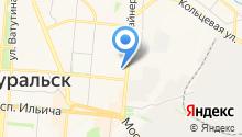 Магазин верхней одежды на ул. Вайнера на карте