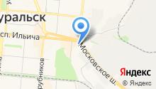 Формакс на карте