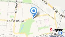 Кафетерий №3 на карте