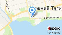Администрация Ленинского района на карте