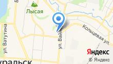 ЕВРОМЕД на карте