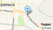 Кузнецоф на карте