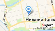 Актив НТ на карте