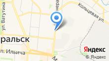Кафетерий на ул. Вайнера на карте
