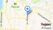 АЛСИС, ЗАО на карте