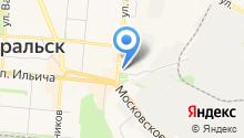 ПервоуральскБетонСервис на карте