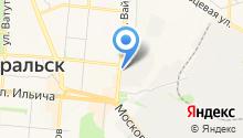 Центр гигиены и эпидемиологии в Свердловской области на карте