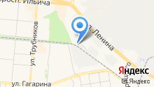 Первоуральск АВТО на карте