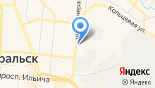 АВТОСЛОН на карте