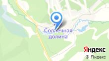 Баня Федора Конюхова на карте