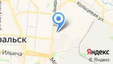 Авто-Лайф+ на карте