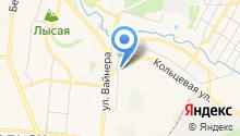 Автолайф+ на карте