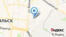 Облкоммунэнерго на карте