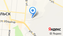 Уральские литейно-механические мастерские на карте