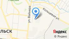 ВостокМеталлургМонтаж на карте