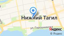 Comport на карте