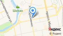 Ассоциация адвокатов Горнозаводского округа на карте