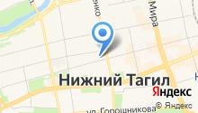 Автомагазин для УАЗ на карте