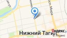 Ател`А на карте