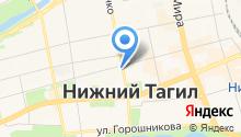 Black Town на карте