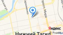 ProChrome на карте