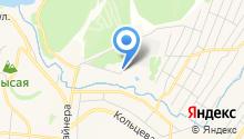 Билимбаевское лесничество на карте