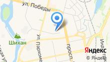Адвокатский кабинет Желвакова В.Е. на карте