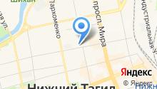 Агрокомплекс Горноуральский на карте