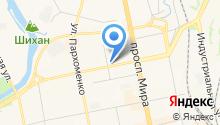 Учебно-методический центр по ГО и ЧС на карте