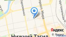 NCS на карте