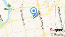 Альфа-Росс на карте
