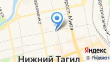 Бухгалтерская школа на карте