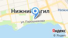 Bogema Central-Club на карте