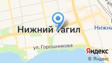 Якуми на карте