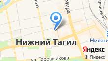 DARK RED TATTOO на карте
