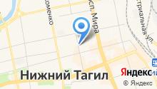 Ins City на карте