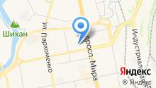 Единая дежурно-диспетчерская служба на карте