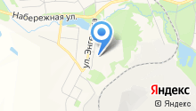 Детский сад №55 на карте