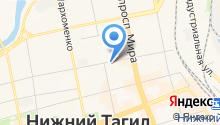 Shopping online на карте
