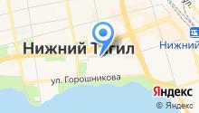 АбсолютПластик на карте